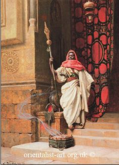 The Nubian Guard 2 by Ludwig Deutsch