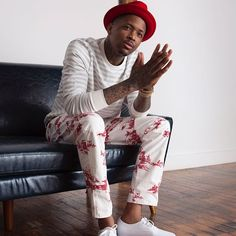 YG on his style, big loves and politically-popping rap Music Film, Art Music, Yg 4hunnid, Yg Rapper, Hip Hop Outfits, School Outfits, Into The West, Dazed And Confused, Mens Trends