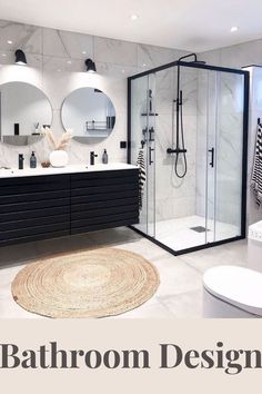 Home Sweet Home: These are the biggest home decor trends of .- Home Sweet Home: Dies sind die größten Wohnkultur-Trends des Jahres – … Home Sweet Home: These are the biggest home decor trends of – Bathroom furnishings – - Bathroom Styling, Bathroom Interior Design, Interior Modern, Modern Bathroom Design, Dream Bathrooms, Amazing Bathrooms, Small Bathrooms, Master Bathrooms, Cottage Bathrooms
