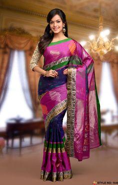 Rich Feel Soft Silk Saree 1040