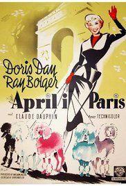 April in Paris 1952