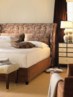 Councill Bogard Bed #bedroom