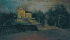 Silvestro Lega - Chiesa di Crespina 1886