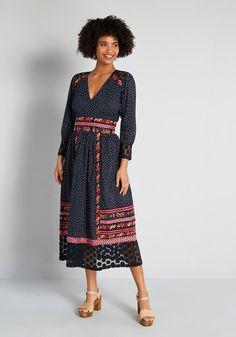 Fruit dress Search Results | ModCloth Boho Midi Dress, Navy Midi Dress, Dot Dress, Dress Skirt, Cute Red Dresses, Modest Dresses, Dresses For Sale, Vintage Inspired Dresses, Vintage Dresses
