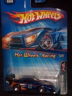 Hot Wheels Racing Series #3 Pikes Peak Celica Tampo On Fender #2005-88 Collectible Collector Car Mattel Hot Wheels $0.09