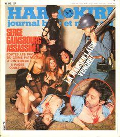 Hara Kiri - # 215 - Août 1979