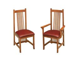 Amish Shaker Hill Dining Chair