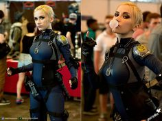Cassie Cage Cosplay.