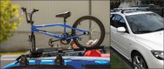 Roof Racks a Drag on Fuel Economy - http://scienceblog.com/483871/roof-racks-drag-fuel-economy/