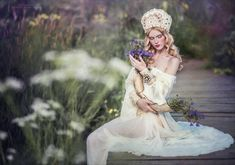 Centaurea de Margarita Kareva sur500px.com