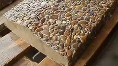 можно сделать бордюры бетон, своими руками, сделай сам