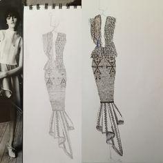 Getting Inspired by Balenciaga  Fashion Design by Tiffany Rose Monahan
