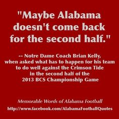 Give the man credit for knowing & admitting the truth! RTR