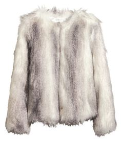 H&M faux fur coat! LOVE!!  code name: drédin: 8 Gifts of Christmas