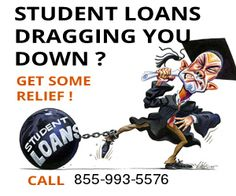 Business Stuff: Student Loans Dragging You Down? Call Now: 855-993...