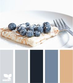 "From ""Breakfast tones"" Design Seeds to paint colors from Chip It! by Sherwin-Williams Colour Pallette, Color Palate, Colour Schemes, Color Combos, Pantone, Design Seeds, Paint Chips, Colour Board, Deco Design"
