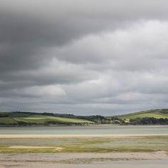 River Camel I Cornwall. #ukcoastwalk Photo: Quintin Lake www.theperimeter.uk