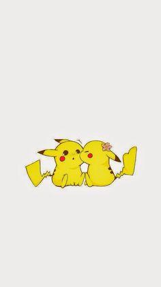 Cute Pokemon Wallpaper, Wallpaper Iphone Disney, Cute Disney Wallpaper, Cute Wallpaper Backgrounds, Cute Cartoon Wallpapers, Pikachu Drawing, Pikachu Art, Cute Animal Drawings Kawaii, Cute Drawings