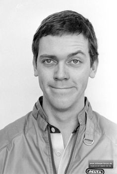 When I was young:-)Hugh Laurie some like it hot I like it old lol