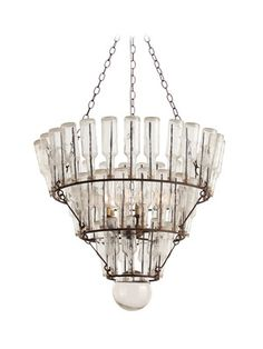 I want this so bad! Stedman Chandelier by Arteriors Home on Gilt Home