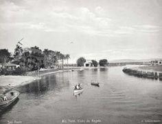 São Paulo - Conheça seu Estado (História e Geografia): 55 - Rio Tietê (Anhembi) - Um rio e muitas históri...