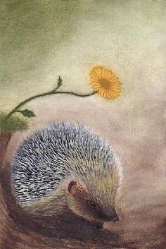 Hedgehog by ~PurplePyro on deviantART