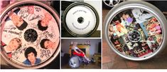 Design Your Own SpokeGuards. Do you have an idea or a special photo or photos you would like to see displayed on your wheelchair. Design your own SpokeGuards Wheel Cover, Before Christmas, Design Your Own, Cover Design, Tuesday, December, Delivery, Chair, Prints
