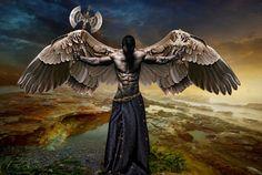 archangel michael - Gods protector by enkrat