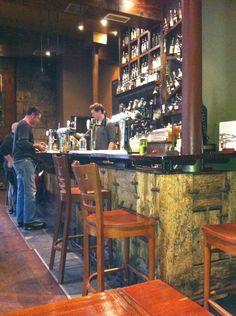 The Ben Nevis in Glasgow. Pump room. ;-)