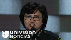La que fuera primera mujer alguacil de origen hispano de Texas y la primera que habla abiertamente de su homosexualidad, Lupe Valdez renuncia a su cargo para presentarse a gobernadora por el Partido Demócrata.