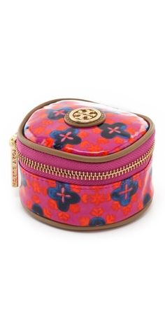 Hot Buy: Tory Burch Tiny Jewelry Case - Mama's A Rolling Stone How To Maintain Red Hair, Kentucky Derby Fascinator, Jeweled Headband, Tea Party Hats, Jewelry Case, Smokey Eye Makeup, Rolling Stones, Tory Burch, High Heels
