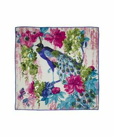 vintage Liberty silk scarves