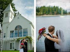 The Chapel on Echo Bay Fox Island Washington Wedding Venues 2