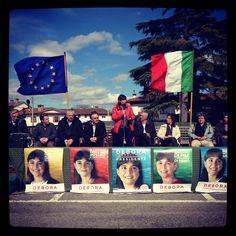 Serracchiani e Rossi. Terzo Settore, sabato 6 aprile 2013 a Terzo di Aquileia.