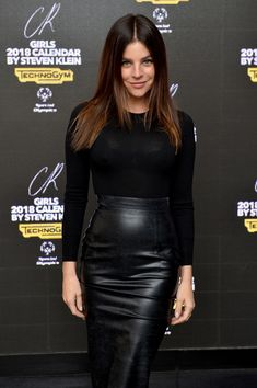 Julia Restoin Roitfeld attends the CR Fashion Book Celebrating launch of CR Girls 2018 in Partnership with Technogym at Spring Place on December 12, 2017 in New York City.