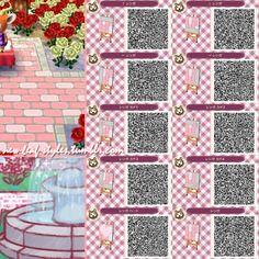 "new-leaf-styles: "" I cute pink brick path :) Source: [X] """