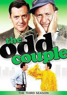 ODD COUPLE:THIRD SEASON