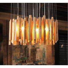 Modern+Wood+Bar+4-light++Pendant+Light+–+GBP+£+426.33