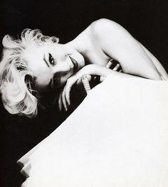 Marilyn Monroe by Milton Greene, 1954