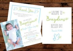 -A hi-resolution, digital, printable JPEG file of the invitation, thank you card and welcome sign -A PDF document formatted to print 5X7 Invitations/Thank you cards -A PDF document formatted to print an 8X10 Welcome Sign