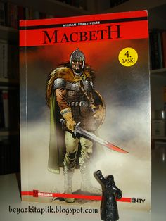 """""""Macbeth - William Shakespeare"""" Beyaz Kitaplık'ta http://beyazkitaplik.blogspot.com/2013/11/macbeth-william-shakespeare.html"""