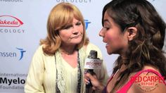 We talk to #DowntonAbbey's @Lesley_Nicol about the support of the community at the IMF's 9th Annual Comedy Celebration #Fundraiser Event #IMFComedyShow