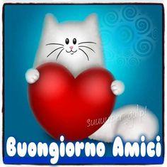 Buongiorno immagine #1711 - Buongiorno Amici - Immagine per Facebook, WhatsApp, Twitter e Pinterest.