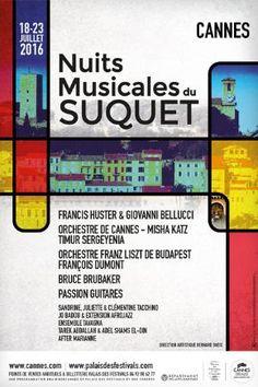 Nuits musicales du Suquet - © Ville de Cannes 2016