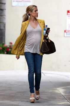 Kristin Cavallari Maternity Style