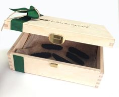 """We collect it  in the clean blue greek waters of Aegean. The unique, wildly grown delicatessen sea food called, """"sea cucumber"""", is provided in a selected  luxurious wooden box.  Available from our company """"Hellenic Crops Inc"""" to ensure you a new tasteful experience!"""