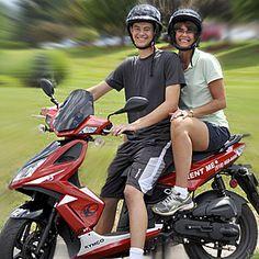 Adirondack Scooters