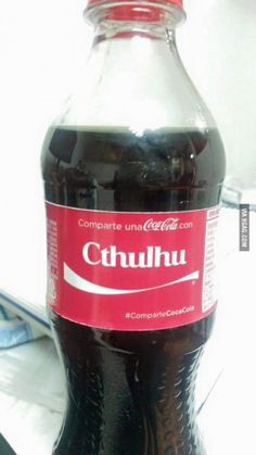 Let's share a Coca-Cola with