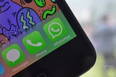 WhatsApp update adds automatic albums and photo filters on iOS Atualização Do Whatsapp, Whatsapp Tricks, Whatsapp Videos, Google Play, The Verge, Social Media Company, Reverse Image Search, Snapchat Stories, Apps