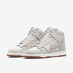 new products ba037 e3cfa ... NIKE DUNK SKY HI DAMES SLEEHAK SNEAKERS - ZWART - Google zoeken Shoes  Pinterest Nike dunks ...